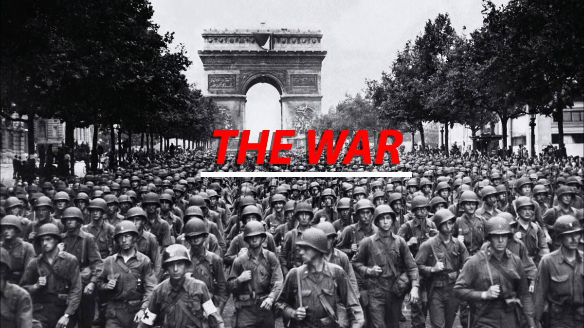The War episode 4