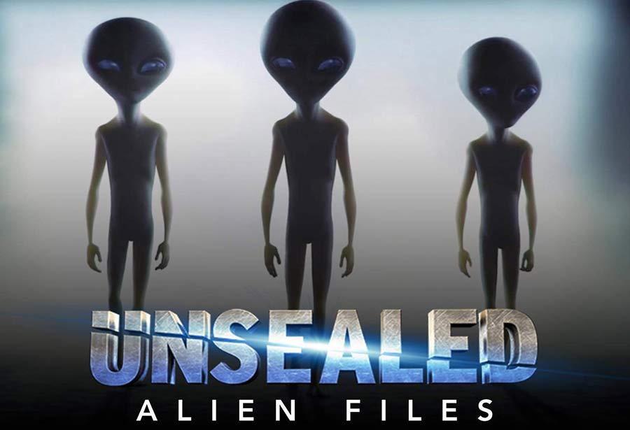 Unsealed: Alien Files – Alien Spaceships episode 40