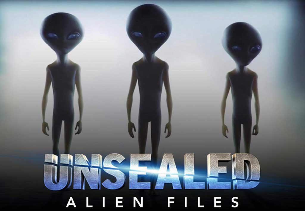 Unsealed: Alien Files – UFO Crash Retrieval episode 37