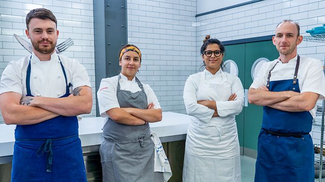 Read more about the article Great British Menu 2021 episode 1  – Central Starter and Fish Courses