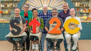 The Great Celebrity Bake Off for SU2C episode 2