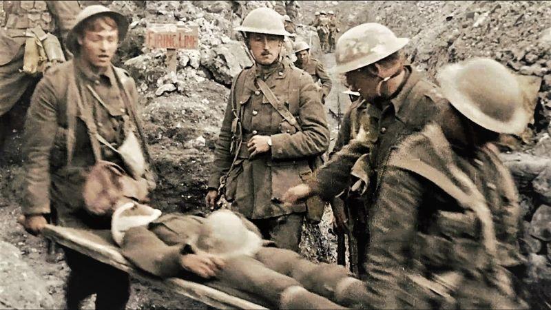 Verdun part 1 – The Carnage