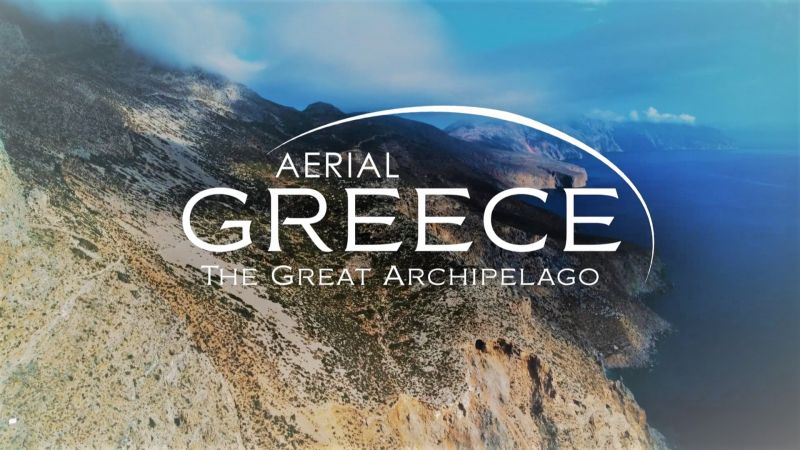 Aerial Greece episode 1 – The Great Archipelago