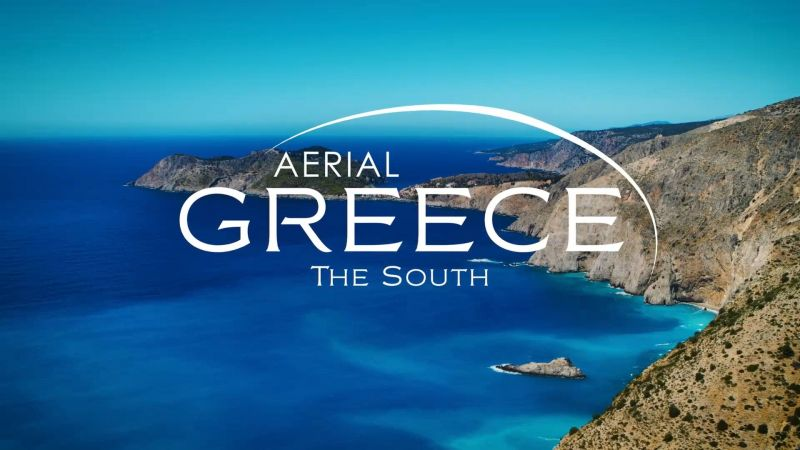 Aerial Greece episode 2 – The South