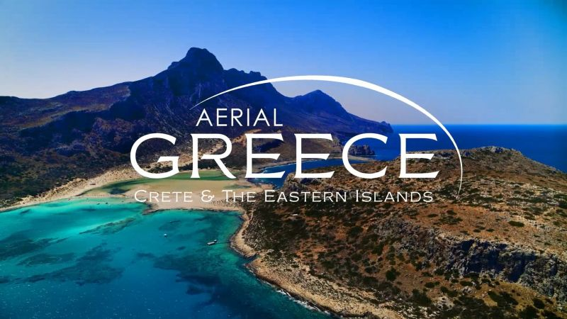 Aerial Greece episode 3 – Crete & the Eastern Islands