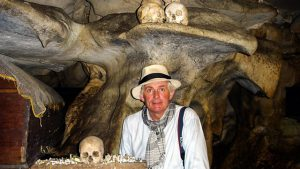 Read more about the article Around the World in 80 Treasures episode 3 – Australia to Cambodia