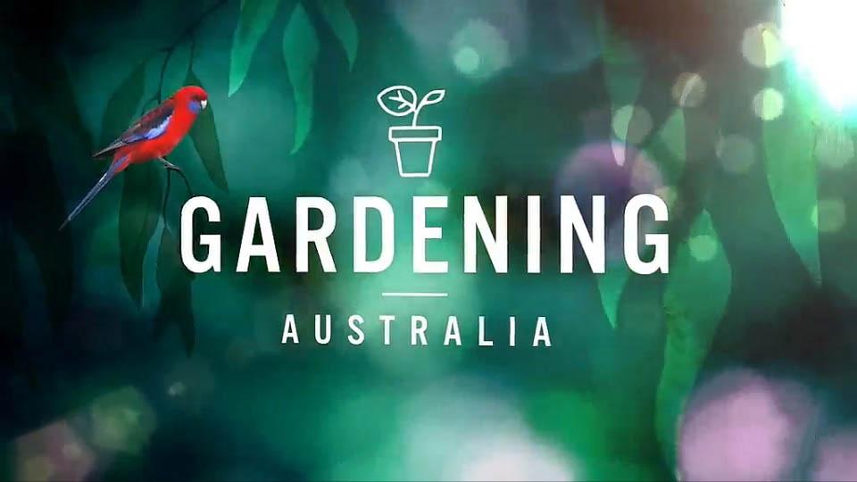 Gardening Australia episode 9 2021