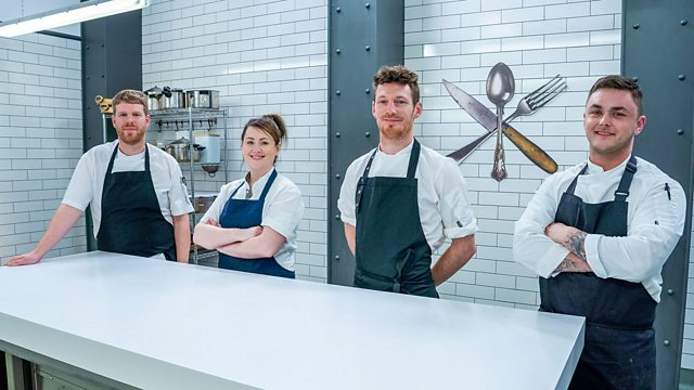 You are currently viewing Great British Menu 2021 episode 16 – Northern Ireland Starters