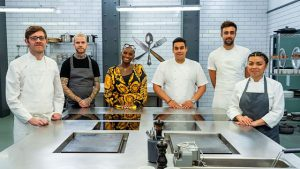 Read more about the article Great British Menu 2021 episode 7  – London and SE Starter