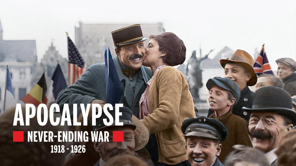 Never Ending War 1918-1926 episode 1 – Vengeance