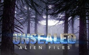 Unsealed: Alien Files –  The Space Force episode 66