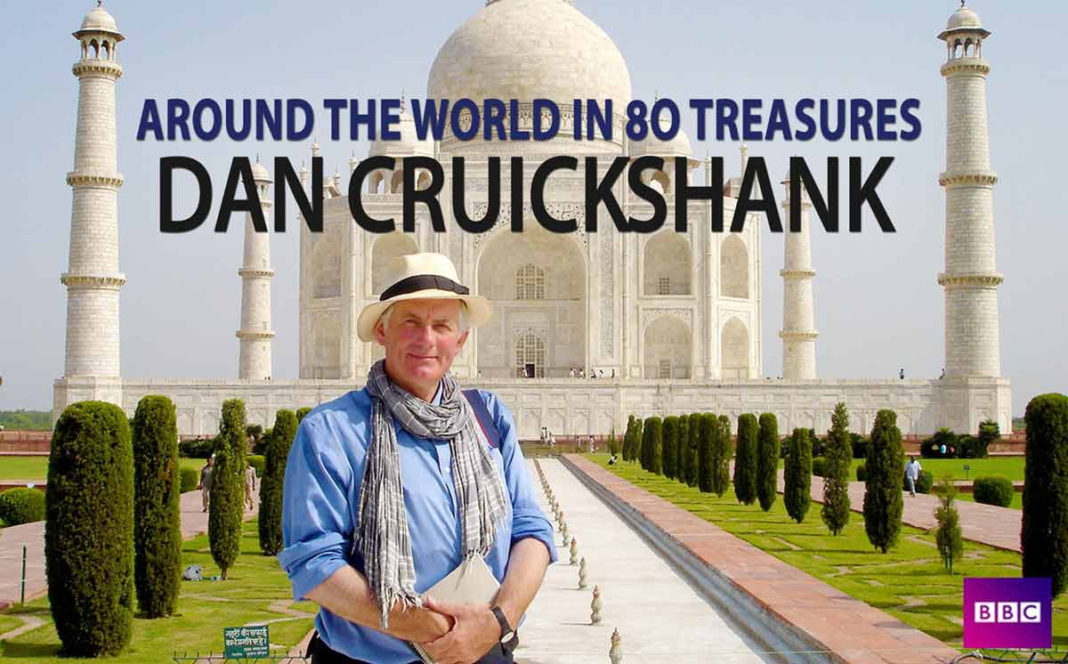 Around the World in 80 Treasures episode 9 – Turkey to Germany
