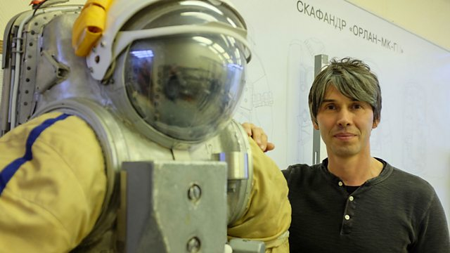 Read more about the article Brian Cox's Adventures in Space and Time episode 1