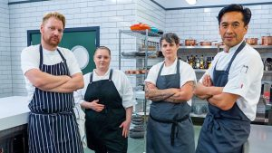 Read more about the article Great British Menu 2021 episode 22 – South West Starter