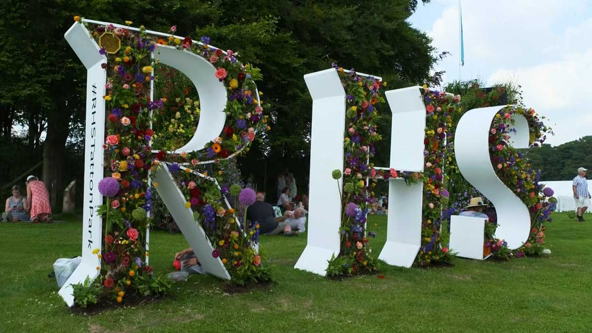 Read more about the article RHS Flower Show Tatton Park episode 2 2021