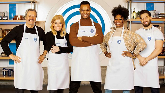 Read more about the article Celebrity MasterChef UK 2021 episode 10