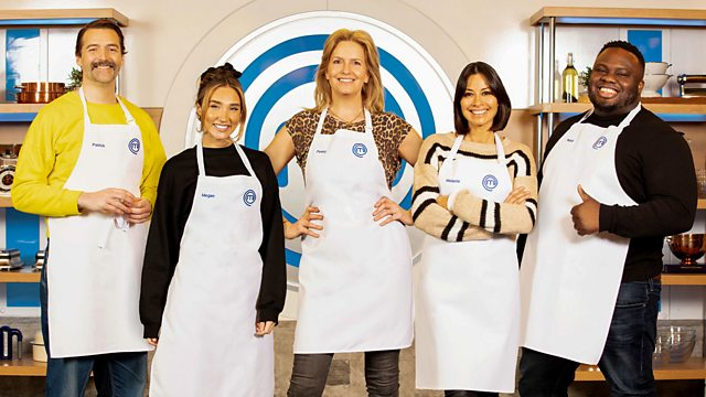 Read more about the article Celebrity MasterChef UK 2021 episode 4