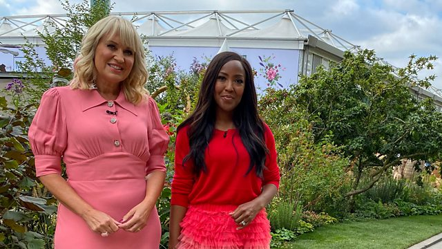 You are currently viewing Chelsea Flower Show episode 13 2021