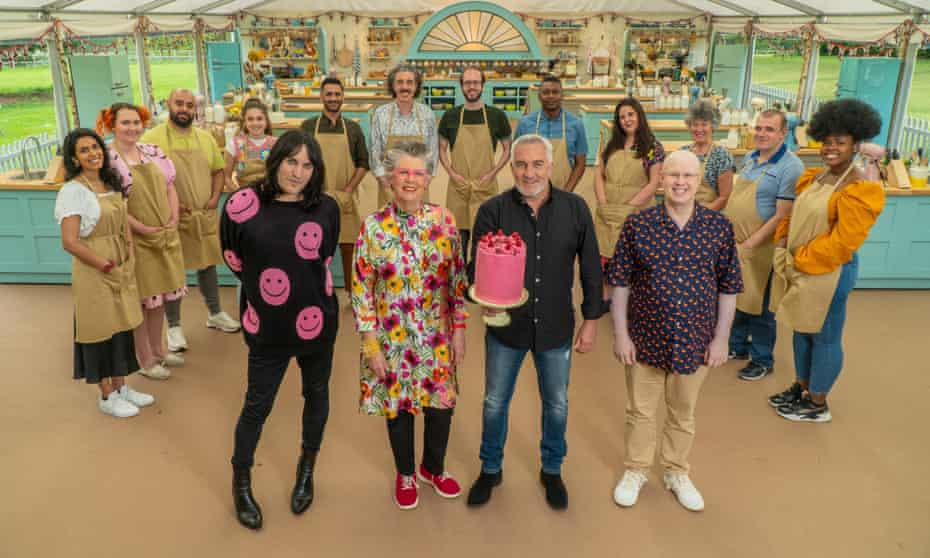 Read more about the article Great British Bake Off episode 1 2021 – Cake Week